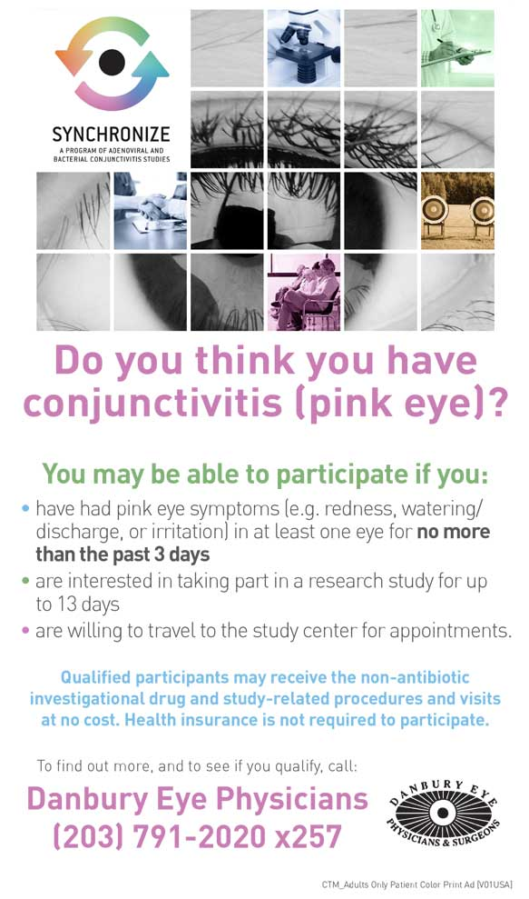 Research Study Conjunctivitis September 2017