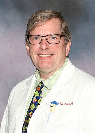 Stephen Mathias, M.D.